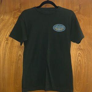 Active Ride Shop Sz S surf t-shirt